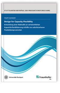 Buch: Design for Capacity Flexibility