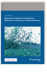 Buch: Numerische Algorithmen für gitterfreie Methoden zur Lösung von Transportproblemen