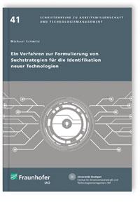 Buch: Ein Verfahren zur Formulierung von Suchstrategien für die Identifikation neuer Technologien