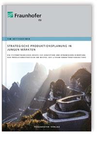 Buch: Strategische Produktionsplanung in jungen Märkten