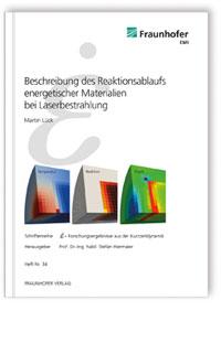 Buch: Beschreibung des Reaktionsablaufs energetischer Materialien bei Laserbestrahlung