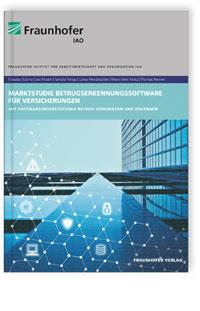 Buch: Marktstudie Betrugserkennungssoftware für Versicherungen