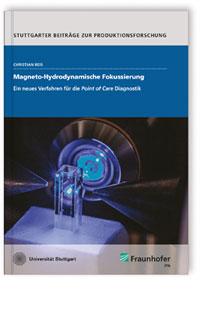Buch: Magneto-Hydrodynamische Fokussierung