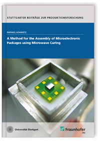 Buch: A Method for the Assembly of Microelectronic Packages using Microwave Curing