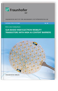 Buch: GaN-based High Electron Mobility Transistors with high Al-content barriers