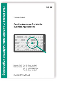 Buch: Quality Assurance for Mobile Business Applications