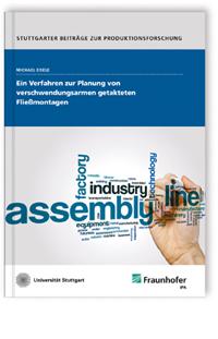 Buch: Ein Verfahren zur Planung von verschwendungsarmen getakteten Fließmontagen