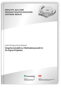 Buch: Vorgehensmodell zur Methodenauswahl in Six-Sigma-Projekten