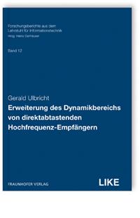 Buch: Erweiterung des Dynamikbereichs von direktabtastenden Hochfrequenz-Empfängern