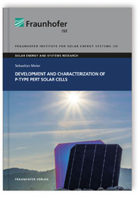 Buch: Development and Characterization of p-type PERT Solar Cells