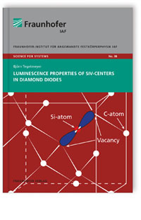 Buch: Luminescence Properties of SiV-centers in diamond diodes