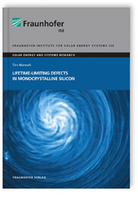 Buch: Lifetime-limiting defects in monocrystalline Silicon