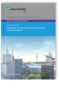 Buch: Integration des Komplexitätsmanagements in die Baulogistik