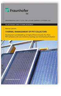 Buch: Thermal management of PVT collectors
