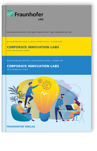 Buch: Corporate Innovation Labs / Corporate Innovation Labs