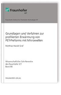 Buch: Grundlagen und Verfahren zur profilierten Erwärmung von PET-Preforms mit Mikrowellen