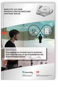 Buch: Prototyping von Produkt-Service Systemen und Smart Services in der Konzeptphase des Entwicklungsprozesses