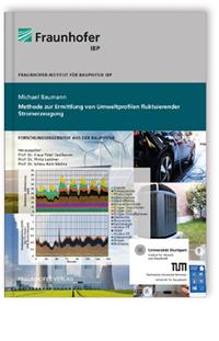 Buch: Methode zur Ermittlung von Umweltprofilen fluktuierender Stromerzeugung