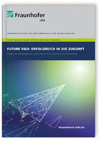 Buch: Future R&D: Erfolgreich in die Zukunft