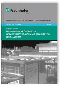 Buch: Antimonidische Übergitter Infrarot-Photodioden mit reduziertem Dunkelstrom