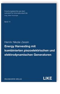 Buch: Energy Harvesting mit kombinierten piezoelektrischen und elektrodynamischen Generatoren