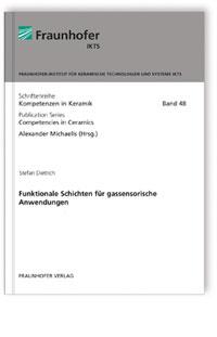 Buch: Funktionale Schichten für gassensorische Anwendungen