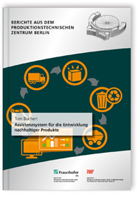Buch: Assistenzsystem für die Entwicklung nachhaltiger Produkte