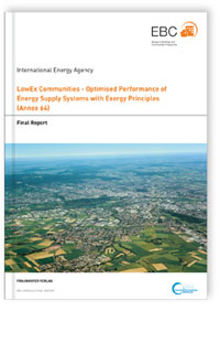 Buch: LowEx Communities - Optimised Performance of Energy Supply Systems with Exergy Principles