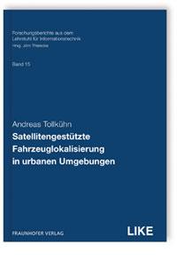 Buch: Satellitengestützte Fahrzeuglokalisierung in urbanen Umgebungen