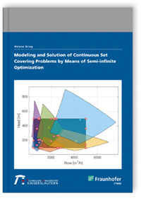 Buch: Modeling and Solution of Continuous Set Covering Problems by Means of semi-infinite Optimization