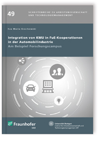 Buch: Integration von KMU in FuE-Kooperationen in der Automobilindustrie