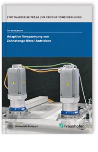Buch: Adaptive Verspannung von Zahnstange-Ritzel-Antrieben