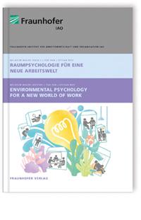 Buch: Raumpsychologie für eine neue Arbeitswelt. Environmental Psychology for a new World of Work