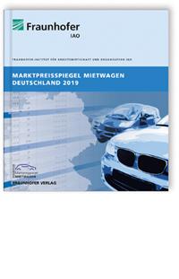 Buch: Marktpreisspiegel Mietwagen Deutschland 2019