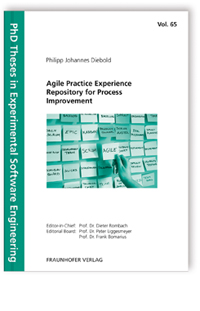 Buch: Agile Practice Experience Repository for Process Improvement