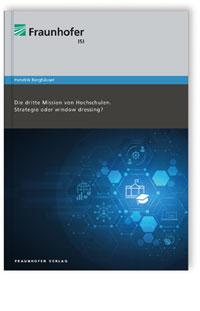 Buch: Die Dritte Mission von Hochschulen in Deutschland