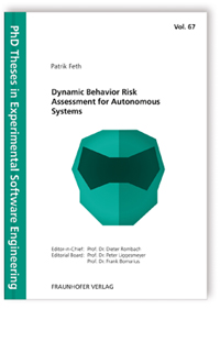 Buch: Dynamic Behavior Risk Assessment for Autonomous Systems