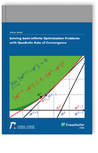 Buch: Solving Semi-infinite Optimization Problems with Quadratic Rate of Convergence
