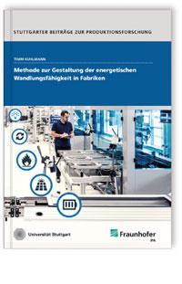 Buch: Methode zur Gestaltung der energetischen Wandlungsfähigkeit in Fabriken