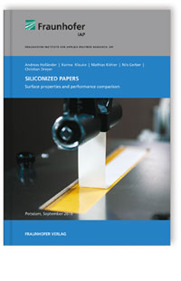 Buch: Siliconized papers