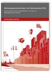 Buch: Wohnungsunternehmen im Interessenkonflikt