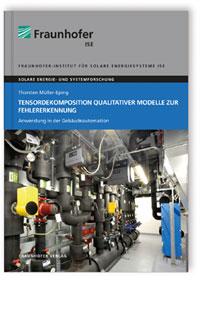 Buch: Tensordekomposition qualitativer Modelle zur Fehlererkennung