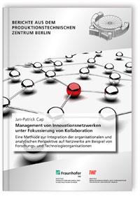 Buch: Management von Innovationsnetzwerken unter Fokussierung von Kollaboration