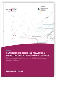 Buch: Künstliche Intelligenz anwenden - Einsatzmöglichkeiten und Methoden