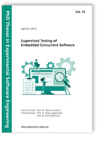 Buch: Supervised Testing of Embedded Concurrent Software