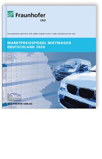 Buch: Marktpreisspiegel Mietwagen Deutschland 2020