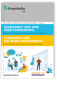 Buch: Teamarbeit und ihre Arbeitsumgebung