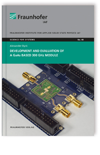 Buch: Development and evaluation of a GaAs based 300 GHz module