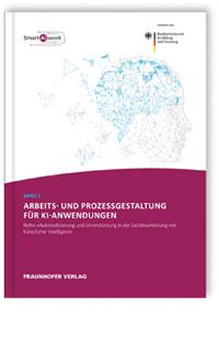 Buch: Arbeits- und Prozessgestaltung für KI-Anwendungen