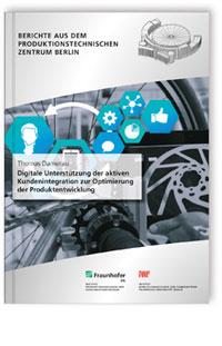 Buch: Digitale Unterstützung der aktiven Kundenintegration zur Optimierung der Produktentwicklung